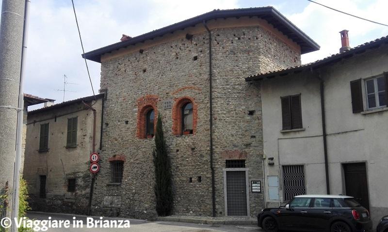 Cosa fare a Inverigo, la torre di Romanò Brianza