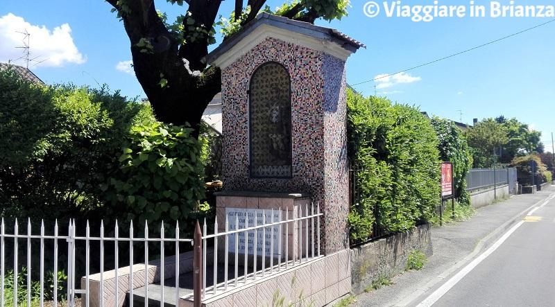 Cosa fare a Lentate sul Seveso, la Cappellina di San Fedele a Camnago