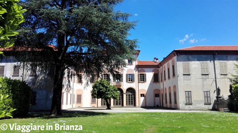 Cosa fare a Lentate sul Seveso, Villa Raimondi