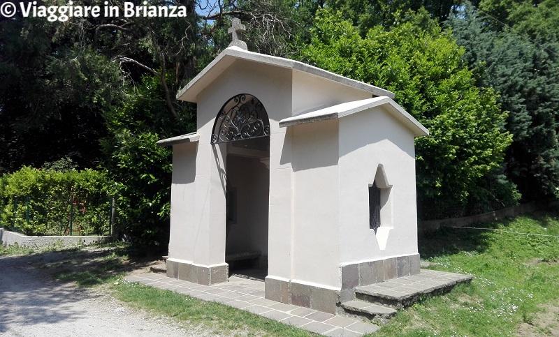 Cosa fare a Sirtori, la Cappella della Madonna di Caravaggio