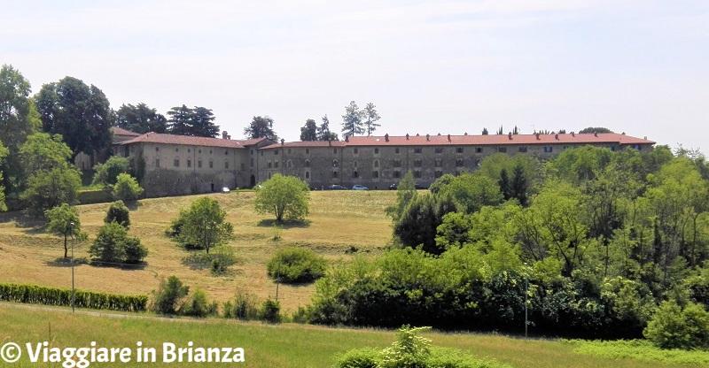 Cosa fare a Sirtori, il Castello di Crippa