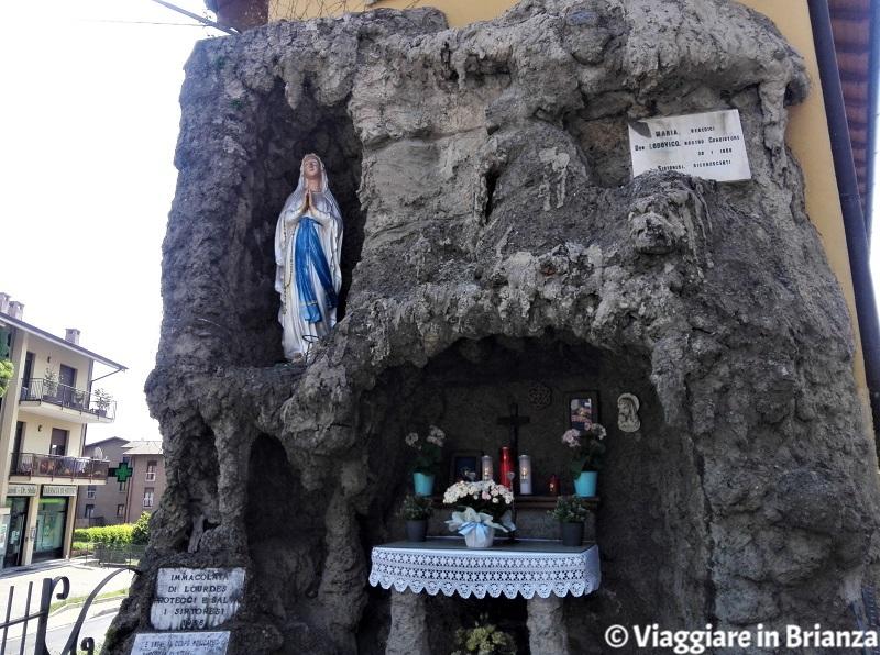 Cosa fare a Sirtori, la Grotta di Lourdes