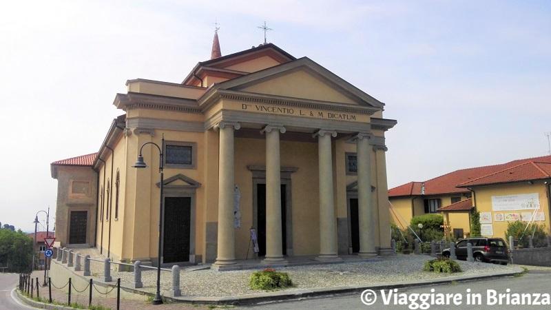 Cosa fare a Viganò, la Chiesa di San Vincenzo
