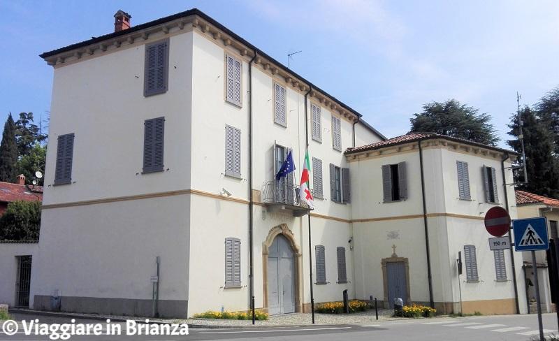 Cosa fare a Viganò, Palazzo Nobili