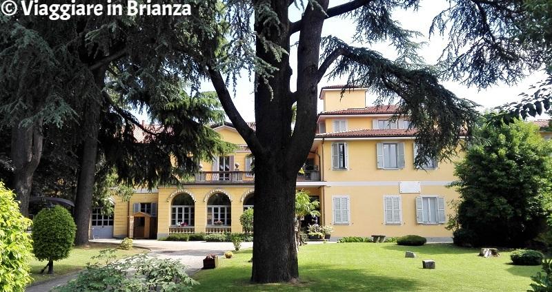 Cosa fare a Viganò, Villa Peverelli