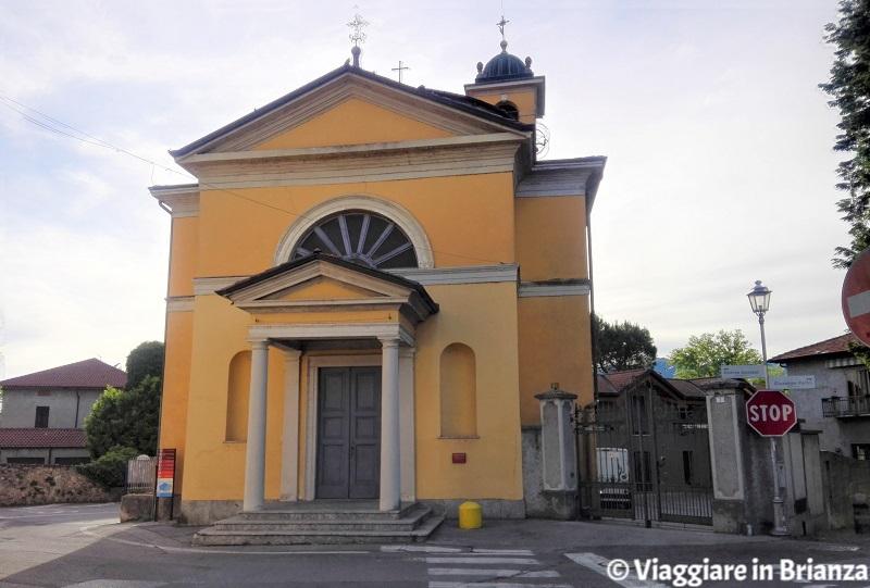 Cosa vedere a Bosisio Parini, l'Oratorio di San Gaetano
