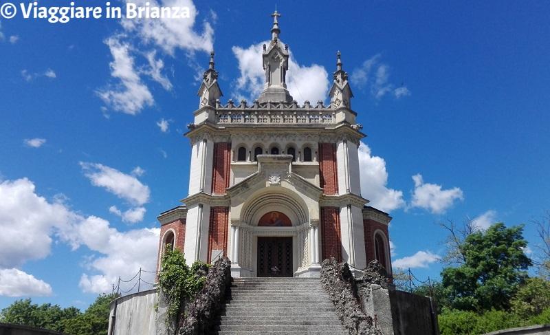 Cosa vedere a Carimate, la cappella gentilizia Arnaboldi