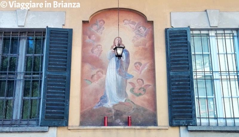 Cosa vedere a Meda, l'Immacolata Concezione di Palazzo Clerici De Petri