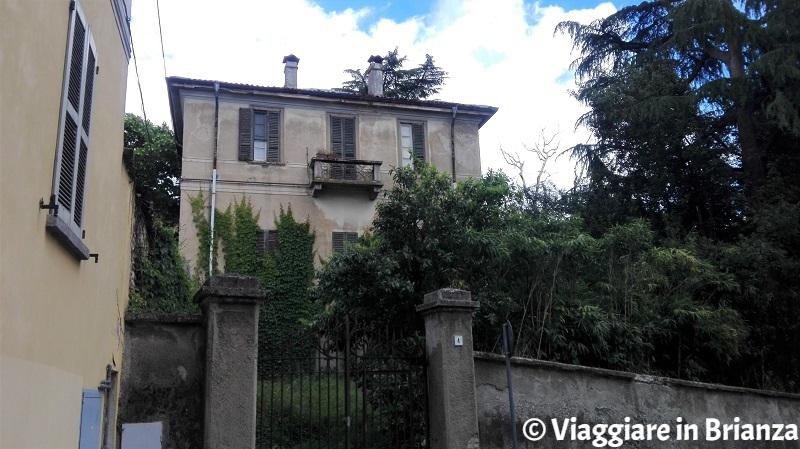 Cosa vedere a Meda, Villa Vismara