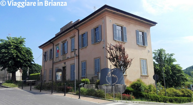 Cosa vedere a Viganò, Palazzo Comune Vecchio