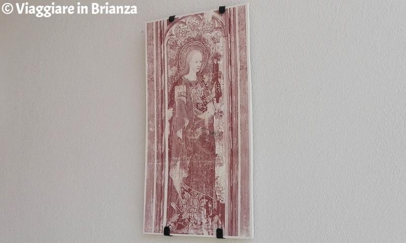 Cosa vedere a Viganò, Sant'Apollonia di Carmen Manzoni