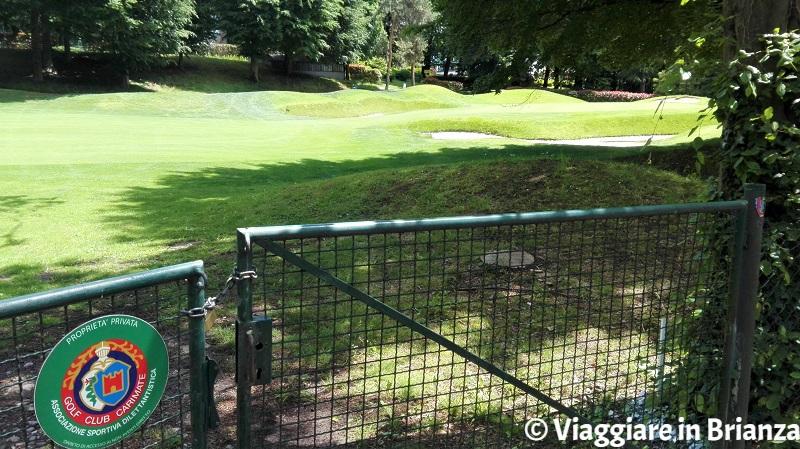 Dove giocare a golf in Brianza, il Golf Club di Carimate
