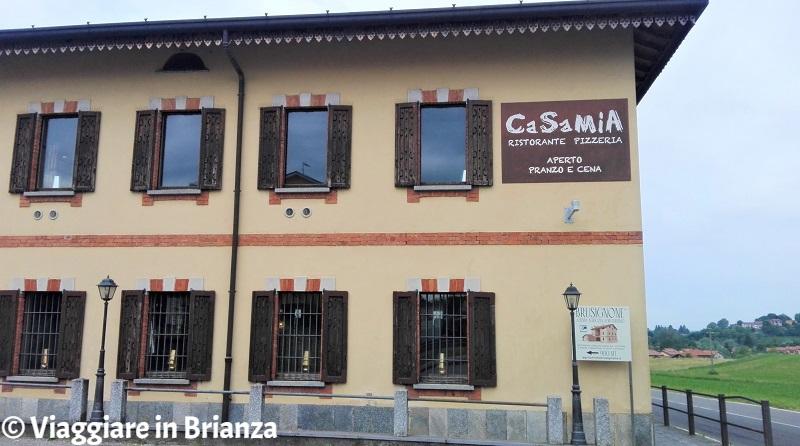 Dove mangiare a Besana in Brianza, Casa Mia