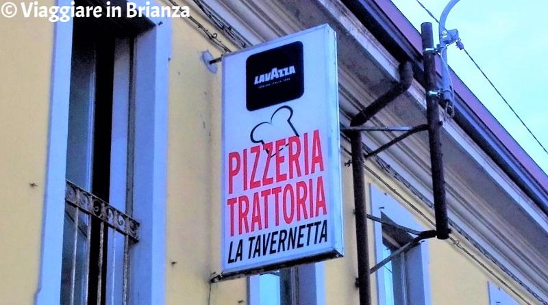 Dove mangiare a Meda, La Tavernetta