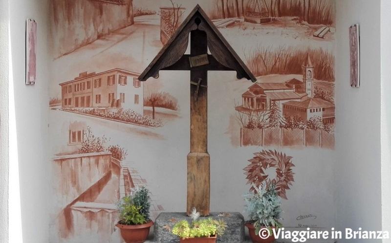 L'edicola sacra di Viganò