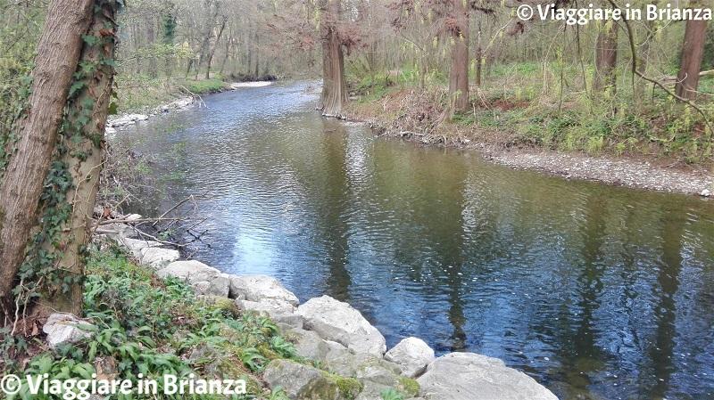 Il fiume Lambro