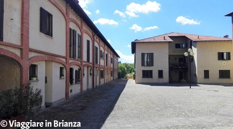 Lentate sul Seveso, Cascina Mirabello
