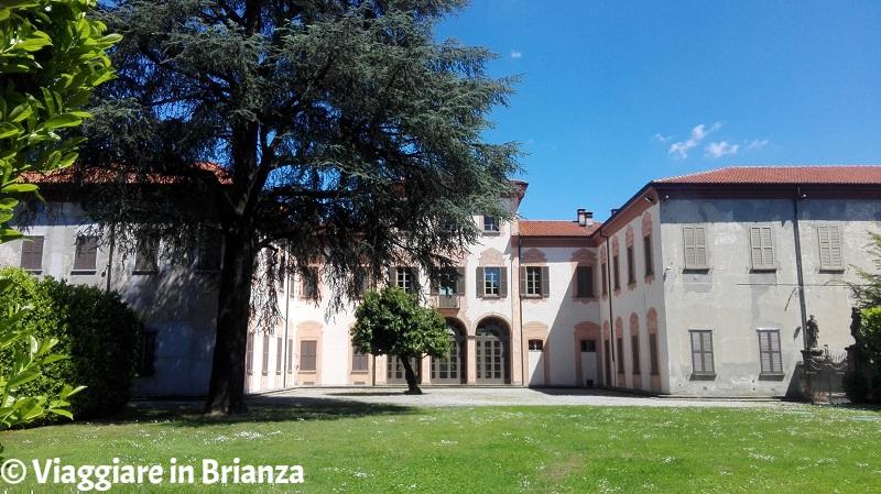 Lentate sul Seveso, Villa Raimondi
