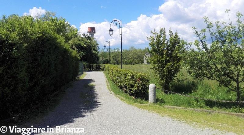 Il Parco delle Groane e Villa Mirabello