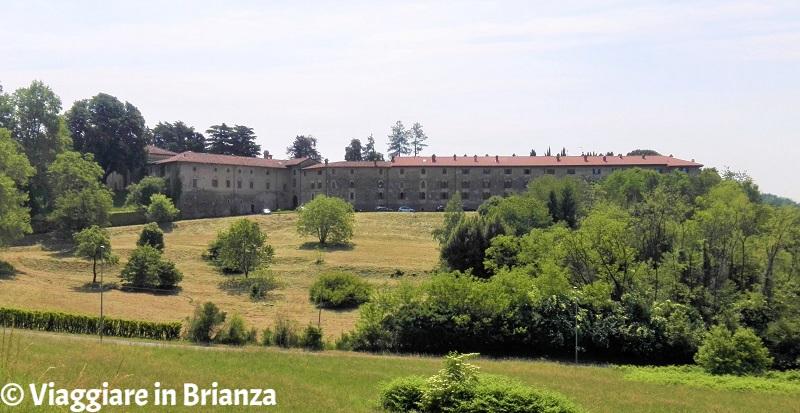 Sirtori, il Castello di Crippa