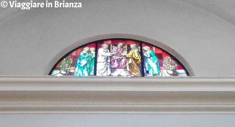Lo Sposalizio di Maria nel Santuario dei Morti dell'Avello di Bulciago