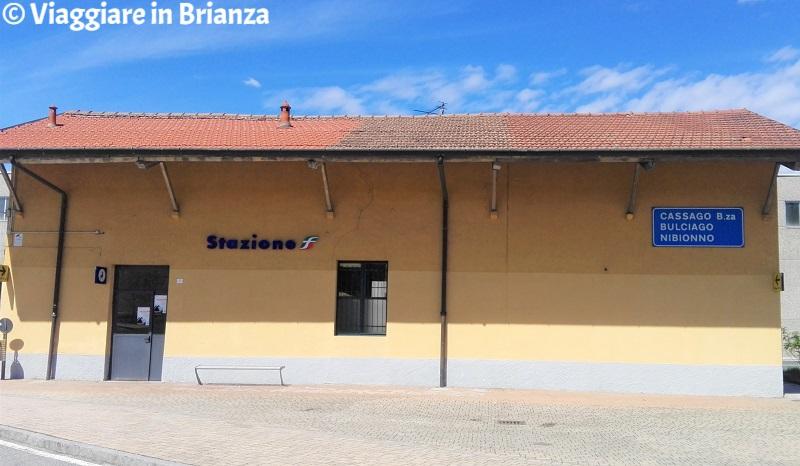 Stazione di Cassago Brianza