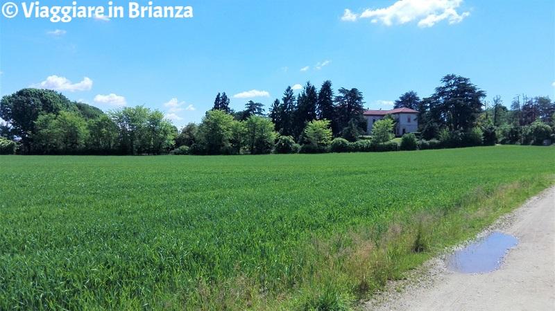 Villa Raimondi nel Parco delle Groane a Lentate