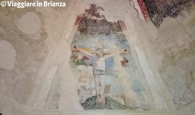 Gli affreschi medievali del Santuario della Madonna dell'Albero di Carimate