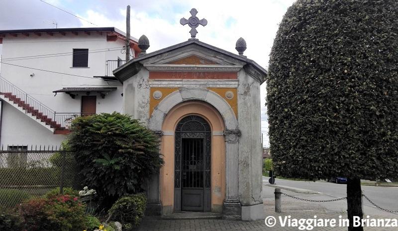 La cappella dell'Ossario di Socco a Fino Mornasco