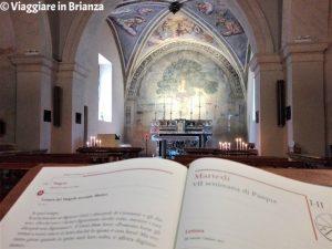 Carimate, il Santuario della Madonna dell'Albero