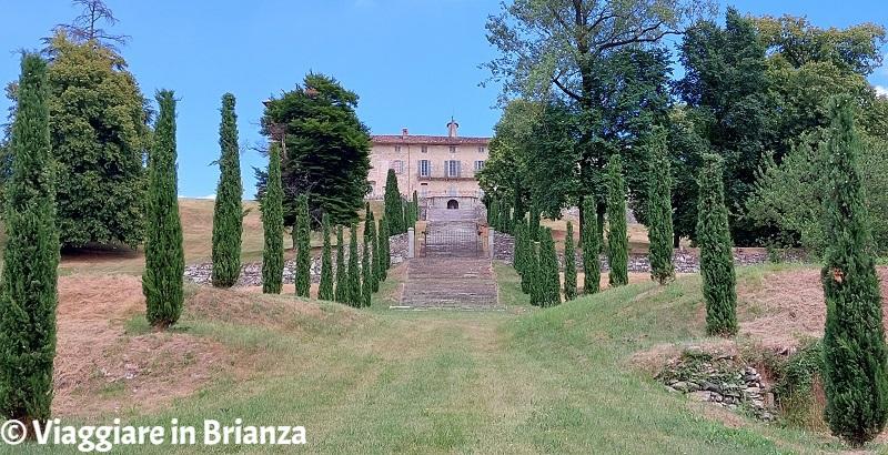 Cosa fare ad Alzate Brianza, il Castello Durini