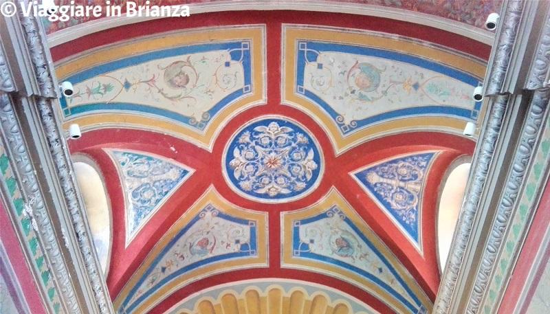 Le decorazioni del Santuario dei Vignoli di Seregno