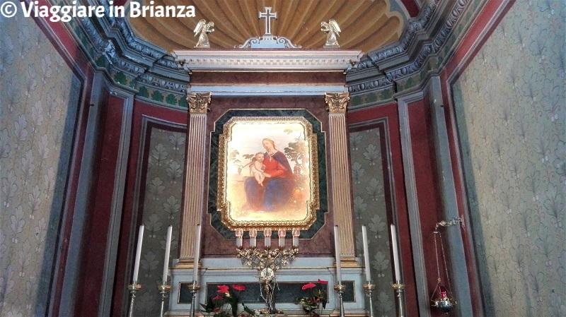 La Madonna dei Vignoli a Seregno