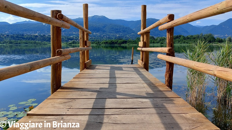 Monguzzo, il lago di Alserio