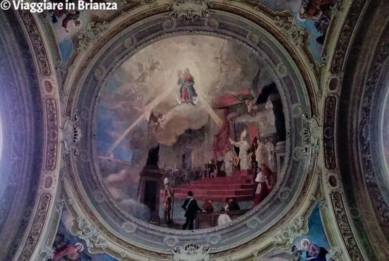 Pio IX e il dogma dell'Immacolata Concezione nella chiesa di Carimate