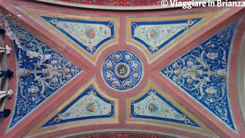 Il Santuario della Madonna dei Vignoli a Seregno: le decorazioni