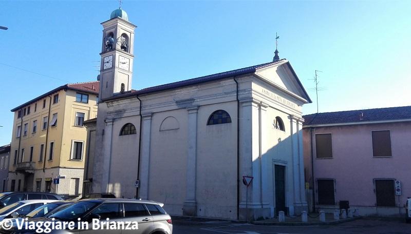 Il Santuario della Madonna dei Vignoli di Seregno