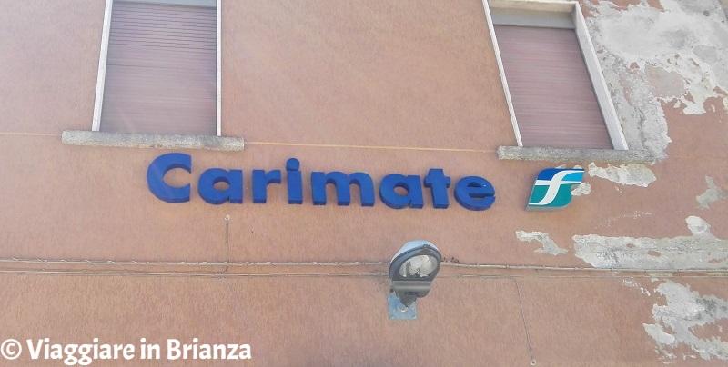 La stazione di Carimate