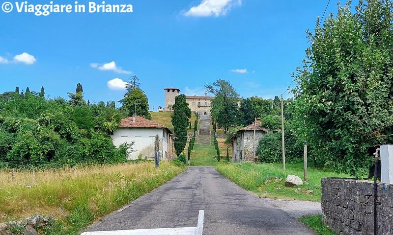 Castelli in Lombardia, il Castello Durini ad Alzate Brianza