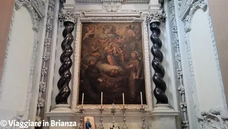 Santuario della Madonna dei Miracoli, l'altare di Sant'Antonio