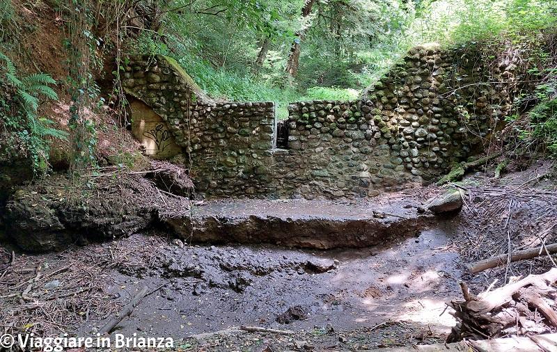 La secca del rio Brovada