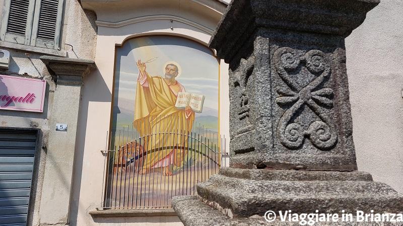 L'affresco di San Marco a Rogeno