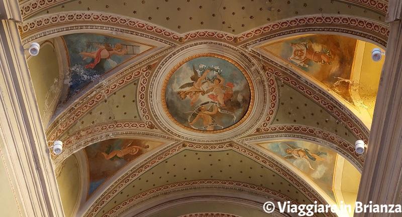 Gli angeli con i simboli della Passione di Emilio Magistretti