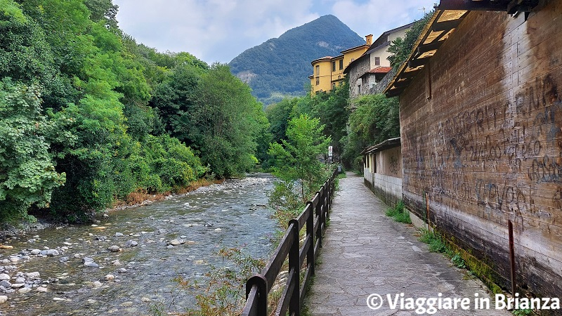 La camminata Gianmario Nava a Ponte Lambro
