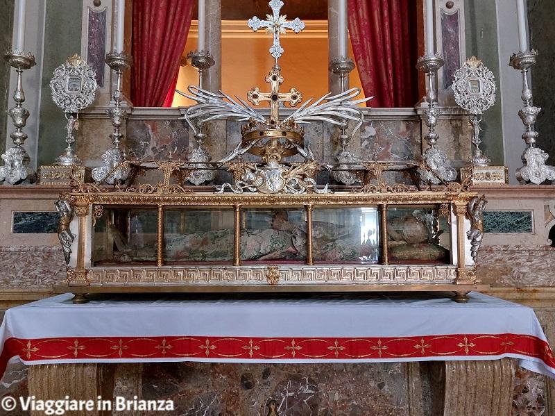 Il corpo di Sant'Ippolito