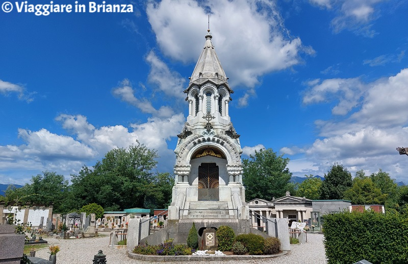 Cosa fare a Costa Masnaga, la Cappella Beretta nel cimitero
