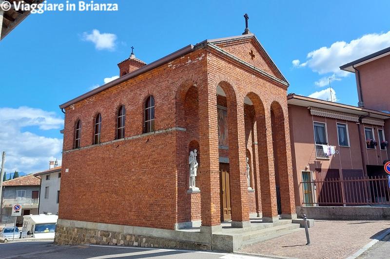 Cosa fare a Costa Masnaga, la Chiesa di San Rocco