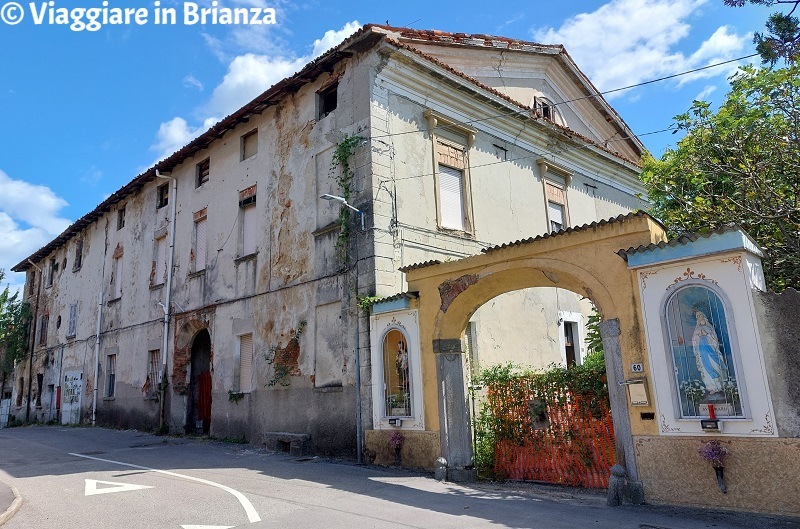 Cosa fare a Costa Masnaga, Palazzo Isacco Gherardi