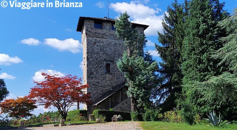 Cosa fare a Costa Masnaga, la torre del Castello di Tregolo