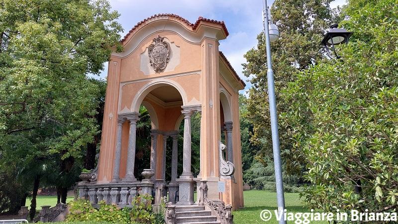 Cosa fare a Erba, il tempietto di Villa Majnoni